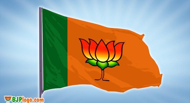 Flag Flag Bjp Flag Madurai Wants Lotus Flag Bjp News