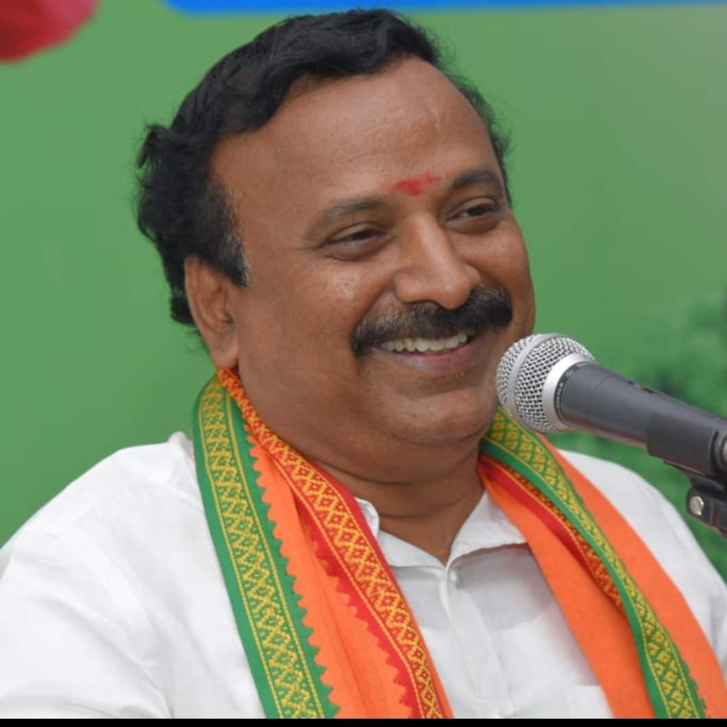 SRINIVASAN NEXT BJP PRESIDENT? HE HAS THE EDGE IN T.N: SOURCES - Lotus  Times | Madurai | Tamilnadu | Lotus Times